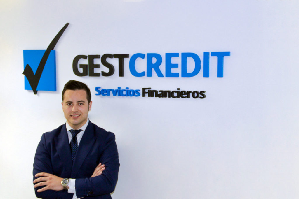 Imagen de Santiago Lores CEO de Gestcredit